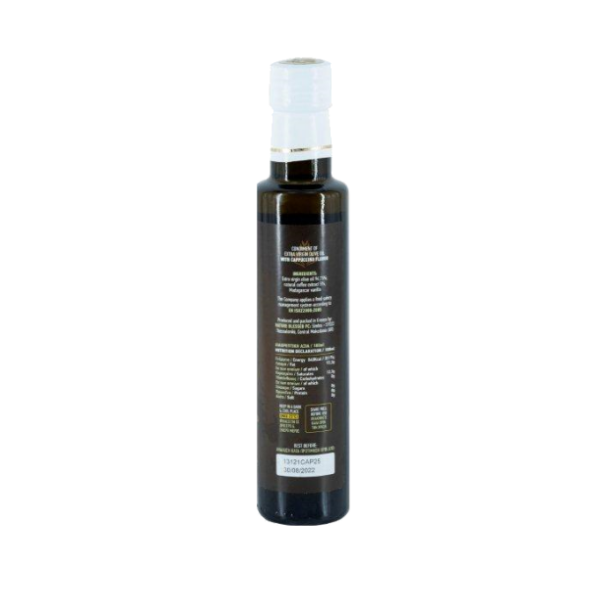 extra-virgin-olive-oil-with-cappuccino-250ml-bottle-back